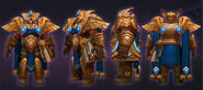 Uther - Master cosplay