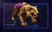 Golden Tiger - Gold
