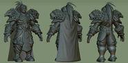 Varian - Early render
