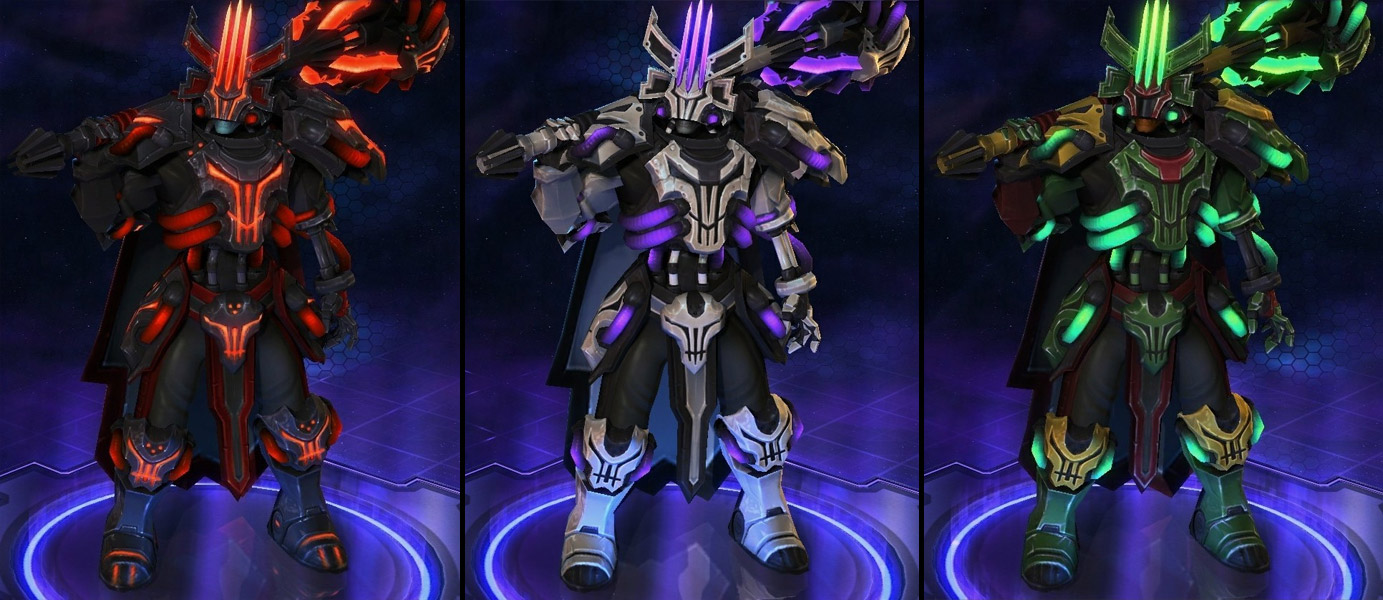 Fichier leoric seigneur de l espace wiki - Heroes of the storm space lord leoric ...