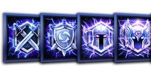 Hero League Portraits