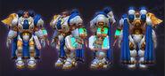 Uther - Medic cosplay