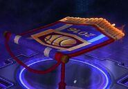 Championship Banner - Blue