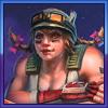 Sgt. Hammer portrait