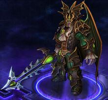 Arthas - CC - Green