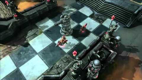 Blizzard DotA - Mount Mechanic
