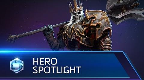 Leoric Spotlight – Heroes of the Storm