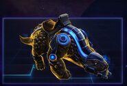 Nexus Battle Beast - Orange
