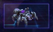Mechanospider - Purple