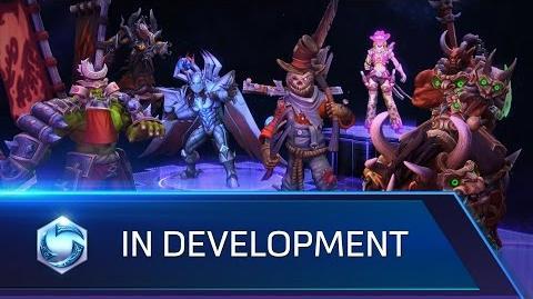 In Development Samuro and more!