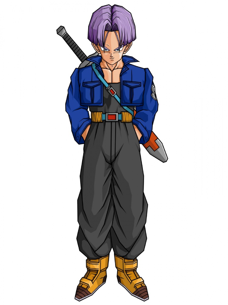 Trunks Adult 74