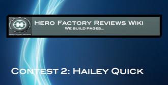 Hailey Quick Contest Logo