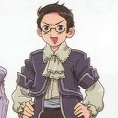 A young Austria as seen in Chibitalia (Anime).