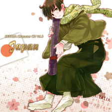 Axis Powers Hetalia Character CD Vol 3