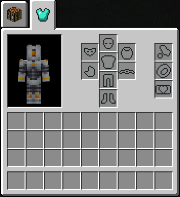 hexxit inventory slots