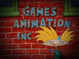 Games Animation Inc