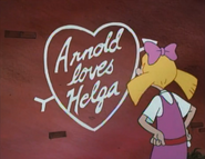Arnold loves Helga