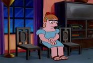 Patty alone