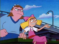 Helga vs. Big Patty