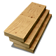 Material Wooden Board-icon