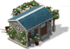 Marketplace Gardening Shed-rotated