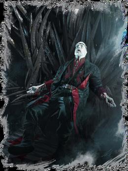 The Death of Maegor Targaryen by Michael Komarck©.png