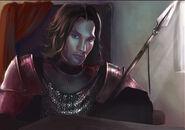 Red Viper by Natascha Röösli, Fantasy Flight Games©