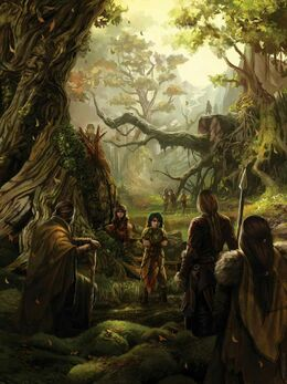 The children of the forest and the First Men forming the Pact by Magali Villeneuve©.jpg