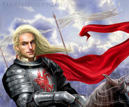 Rhaegar Targaryen by CGriffin