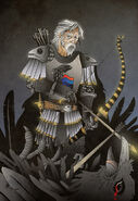 Brynden The Blackfish by ~acazigot©