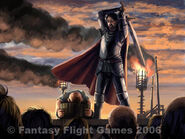 Ned Stark by Jonathan Standing, Fantasy Flight Games©