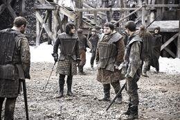 Jon, Sam y Pyp entrenando HBO.jpg