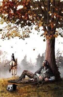Arya abandona al Perro by Mike S. Miller©.jpg