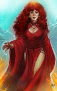 Lady Melisandre by mattolsonart©
