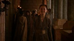 Sansa feliz con término de compromiso HBO.png