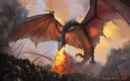 Balerion by Paolo Puggioni©