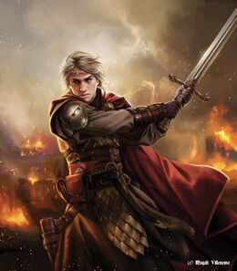 Aegon the Conqueror by Magali Villeneuve©.jpg