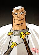Barristan Selmy by The Mico©