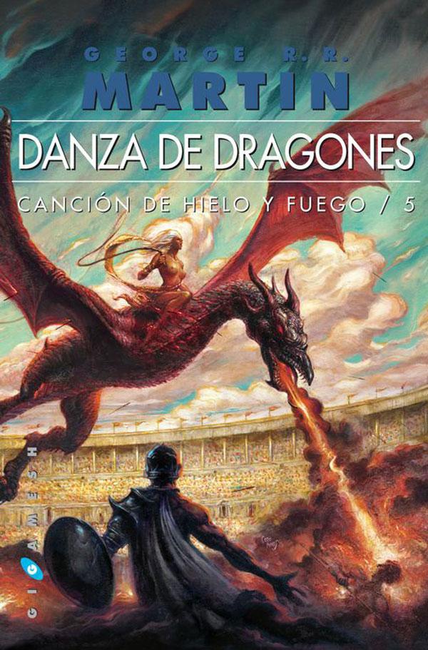 Leyendo... Danza de Dragones