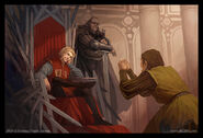 The price of nobility by Alexey Aparin, Fantasy Flight Games©