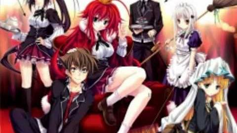Highschool DxD OST Disk 2 OST - 20 Kiki