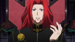 Lord Gremory Front at Dinner