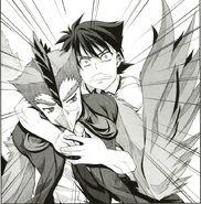 Issei and Takahashi