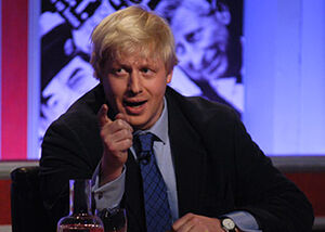 Boris Johnson HIGNFY