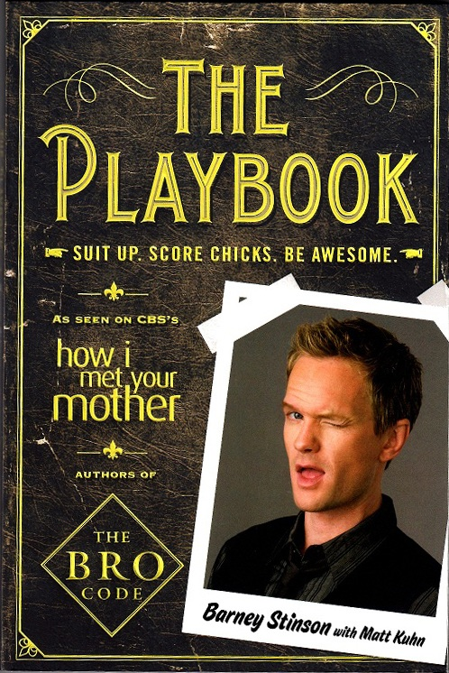 The Playbook Book How I Met Your Mother Wiki Fandom Powered By Wikia