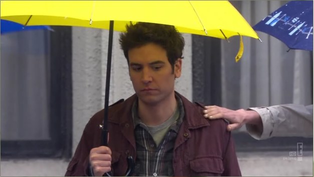 Resultado de imagem para himym right place right time stella