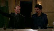 How i met everyone else - ted and barney