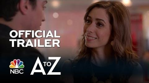 A to Z NBC Official Trailer HD A TO Z