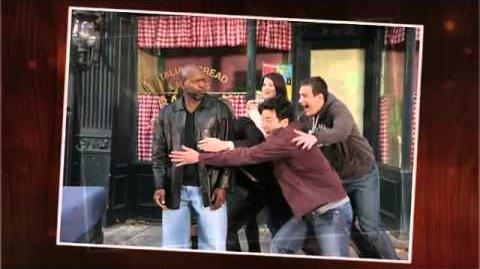 How I Met Your Mother Season 2 Flashback