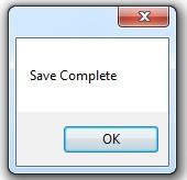 SaveComplete